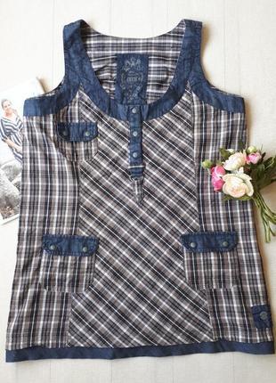 Блуза майка кофточка xxl