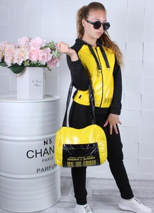 Спортивный костюм с сумкой для спорта 🏃