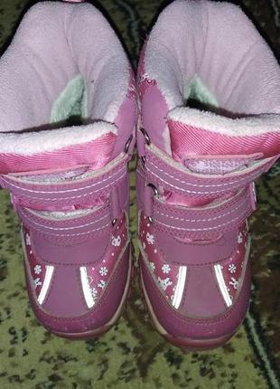 Термоботинки. зимние ботинки