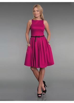 Нарядное стильное платье