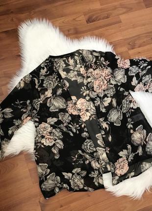 Блуза накидка new look
