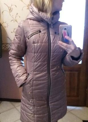 Деми куртка на плохую погоду