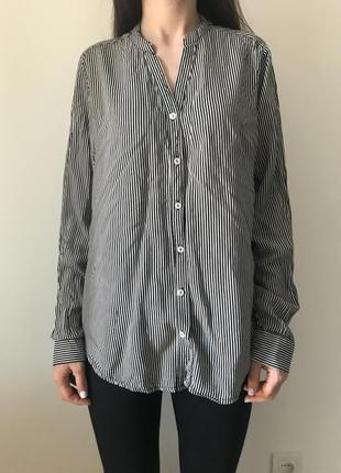 Блуза у полоску