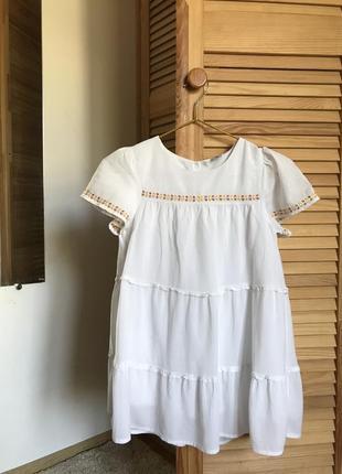 Платье сарафан tu, 9 лет
