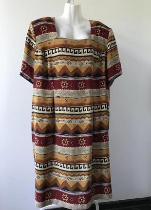 Платье 22w р. {батал} sag harbor