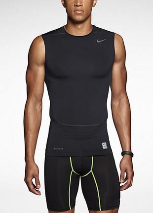 Nike pro combat компрессионное термобельё