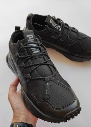 Puma ember trail кроссовки мужские кросівки чоловічі original оригинал