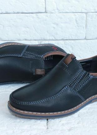 Туфли на школьников