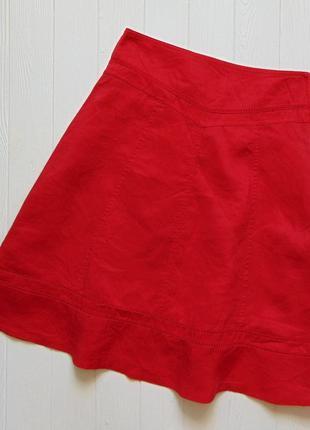 Atmosphere. размер 8 (36) или s. яркая юбка для девушки