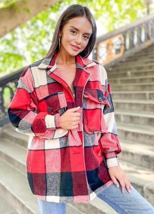 Рубашка пальто шерсть кашемир