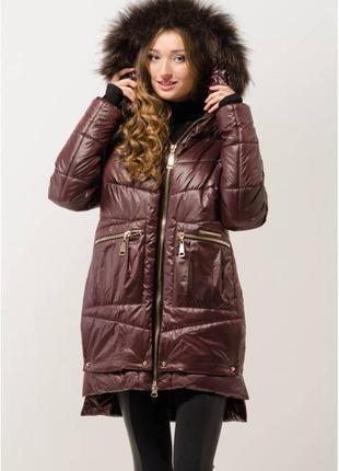Парка,куртка с мехом, размер 38, люкс качество, последний размерчик по мега скидке 💥🔥