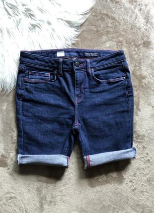 Женские джинсовые шорты tommy hilfiger