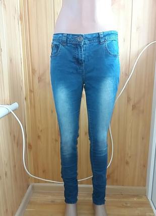 Брендовые тонкие джинсы