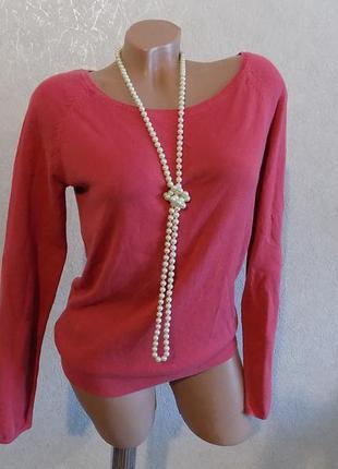Кофта джемпер пуловер реглан фирменная esprit размер 48-50