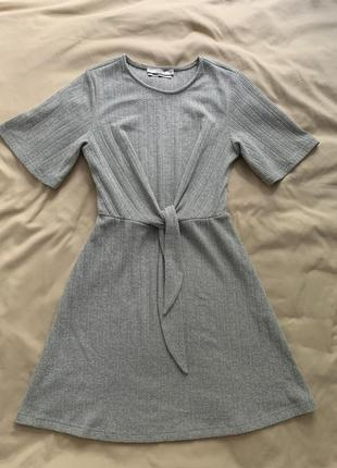 Повседневное платье pull&bear