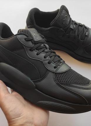 Puma rs 9.8 core кроссовки мужские кросівки чоловічі original оригинал