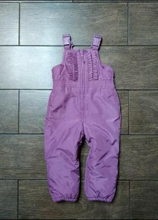 Комбинезон # тёплый комбинезон #!лыжные штаны