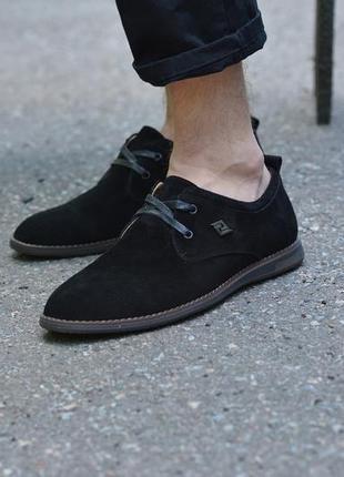 Замшевые туфли от производителя flamanti, замшеві туфлі від виробника