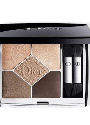 Dior - 5 couleurs eyeshadow palette  в оттенке 559 poncho