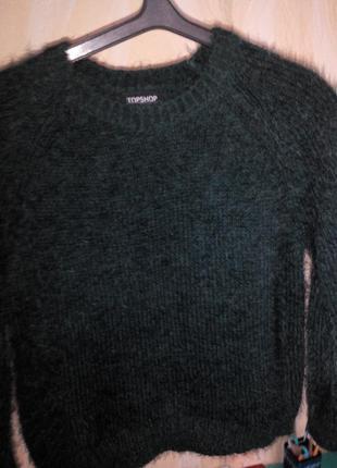 Трендовый свитер- травка!
