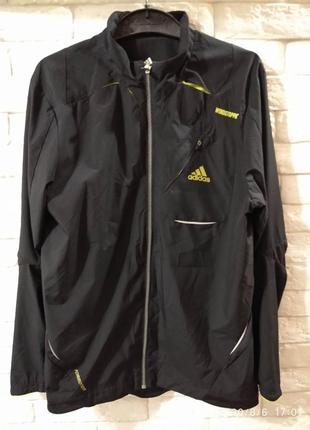 Ветровка олимпийка adidas sample оригинал
