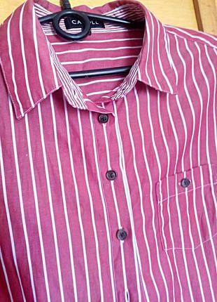 Коттоновая рубашечка в идеальном состоянии