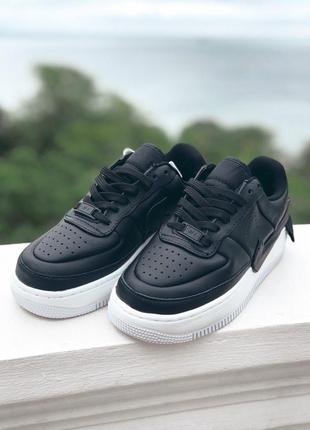 Nike air force jester black / white