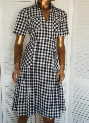 Платье hallhuber