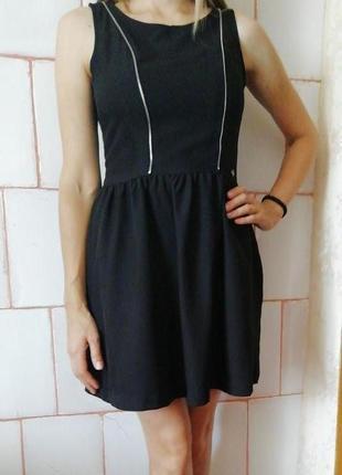 Платье с замочком от chillin crop