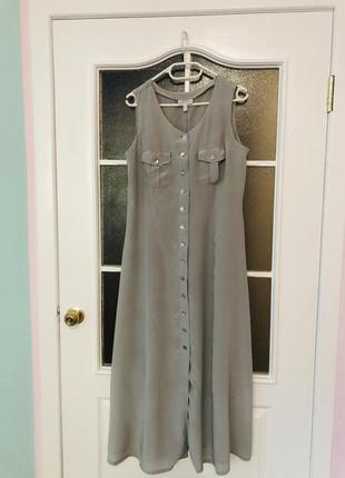 Платье, халат, шёлк 100% ❤️