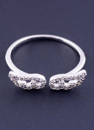 Кольцо 'xuping' фианит (родий) 0465680.