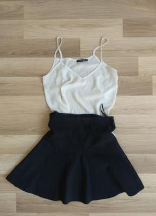 Очень классная черная юбка от dorothy perkins