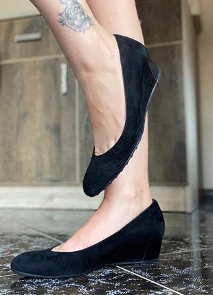 Кожаные туфли tod's оригинал