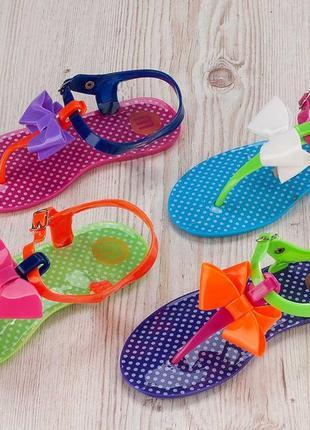 Босоножки сандалии силиконовые