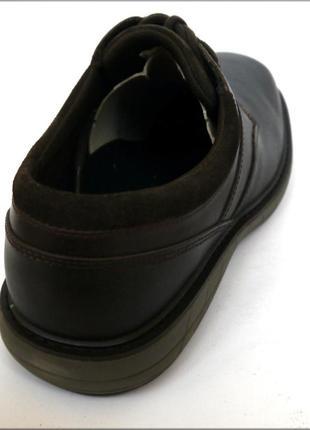 Мужские кожаные туфли merrell world т. кор. оригинал кожа4 фото