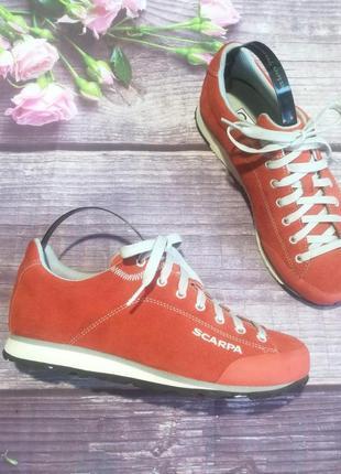 Фирменные кроссовки scarpa оригинал а также lowa merrell salomon asics nike puma