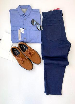 Рубашка мужская calvin klein jeans     кельвин кляйн     оригинал