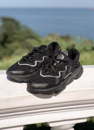Adidas ozweego black / reflective