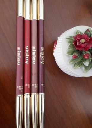 Sisley оригинал! карандаши для губ