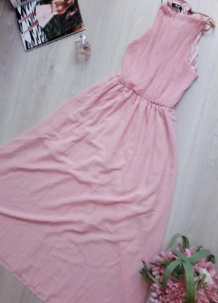 Вечернее  платье в пол .платье чокер