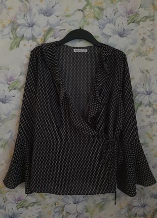 Стильная блуза на запах !