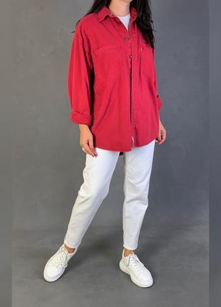 Рубашка джинсовая levis