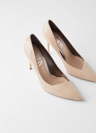 Туфли женскиеzara