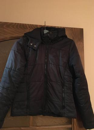 Тёплая куртка adidas 36/38