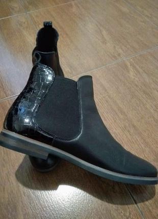 Ботинки челси від fabio deveraux