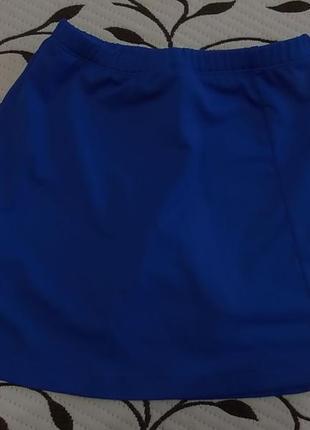 Юбка-шорты для девочки 10 лет, фирменная
