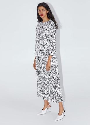 Платье amelia zara 2020 размер m