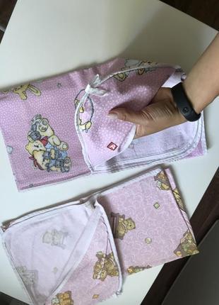 Пеленка полотенце уголок