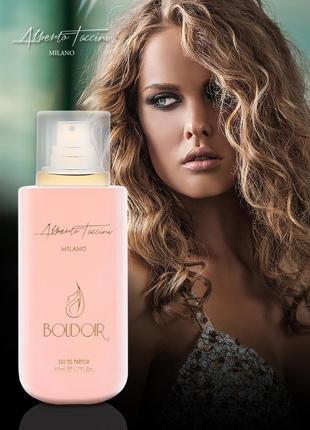 Alberto taccini boudoir женский парфюм 50 мл италия