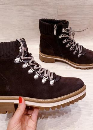 Tamaris - натуральные ботинки - 38, 39